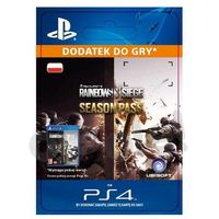 Sony Tom clancy's rainbow six siege - season pass [kod aktywacyjny] (0000006200096)