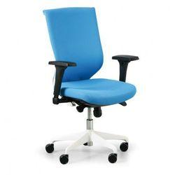 Krzesło biurowe Eric FW, niebieskie