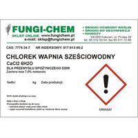 Fungi-chem Chlorek wapnia 6 - wodny spożywczy cacl2 25kg
