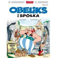 Asteriks. Obeliks i spółka, tom 23, René Goscinny