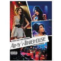 Universal music Amy winehouse - i told you i was trouble - zakupy powyżej 60zł dostarczamy gratis, szczegó�