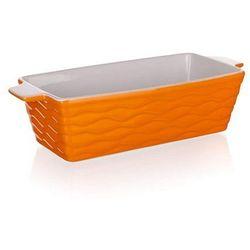 culinaria orange prostokątna forma do zapi, marki Banquet