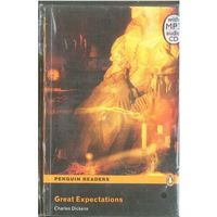 Great Expectations Plus MP3 CD (Wielkie Nadzieje) Penguin Readers Classic (9781408274231)