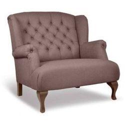 Boutique pierrot Sofa z pikowanym oparciem charlotte, kategoria: sofy