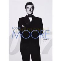 Kolekcja 007. Roger Moore, część 2 (DVD) - Różni