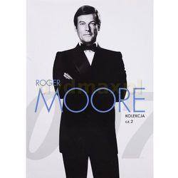 Kolekcja 007: Roger Moore. Część 2 (4 DVD)