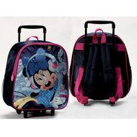 Coriex Myszka Minnie plecak z kółkami (D95149) Darmowy odbiór w 20 miastach! (8014514366905)