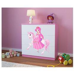 Komoda dziecięca  babydreams księżniczka na koniku kolory negocjuj cenę od producenta Kocot-meble
