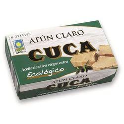 Cuca: tuńczyk żółtopłetwy w oliwie z oliwek BIO - 110 g, kup u jednego z partnerów
