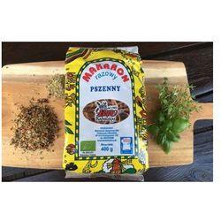 Makaron razowy pszenny nitka bio 1 opakowanie marki Bio babalscy