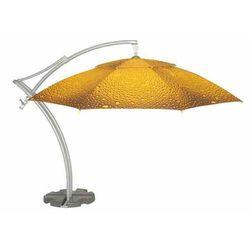 Parasol Ogrodowy Ibiza 4,2 m - Bąbelki brązowo-żółte, towar z kategorii: Parasole ogrodowe