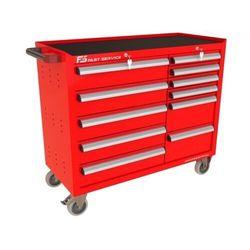 Wózek warsztatowy TRUCK z 11 szufladami PT-215-17 (5904054409411)