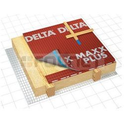 Pakiet 300m2 Membrana Dachowa Dorken - Delta Maxx PLUS + gratis - produkt z kategorii- Membrany dachowe