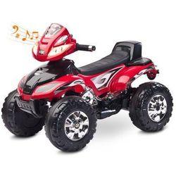 Toyz Cuatro Quad na akumulator nowość red (dziecięcy pojazd elektryczny)