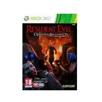 Resident Evil Operation Raccoon City (Xbox 360)