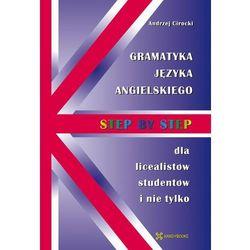 Gramatyka języka angielskiego - Step by Step, książka z ISBN: 9788360238691