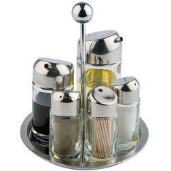 Zestaw do przypraw 5-elementowy 200 mm | STALGAST, 362250