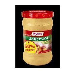 Musztarda sarepska 288 g Prymat z kategorii Sosy i dodatki