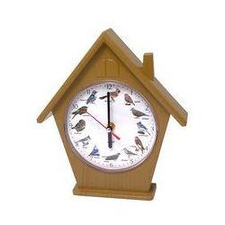 Zegar domek z głosami ptaków #3
