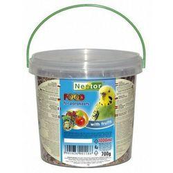 pokarm dla małej papugi owocowy 1l, marki Nestor