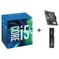 Intel i5-6400 + ASUS H110M-K + Kingston 8GB 2133MHz