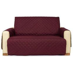 4Home Narzuta na kanapę 2-osobową Doublafce bordo/beżowa, 140 x 220 cm, 140 x 220 cm (8596175012945)
