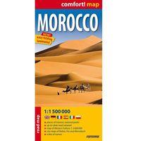 Morocco Laminowana Mapa Samochodowa 1:1 500 000, książka z kategorii Geografia