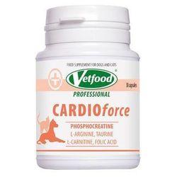 VETFOOD Cardioforce 90 kaps. - sprawdź w wybranym sklepie
