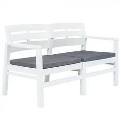Producent: elior Ogrodowa ławka z poduszkami pati