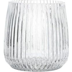 Wazon bloomingville 17 cm szklany (5711173195886)