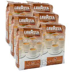 ZESTAW - Kawa Lavazza Crema e Aroma 6x1kg