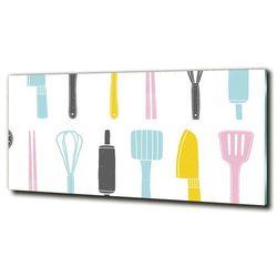 Foto obraz szklany Przybory kuchenne