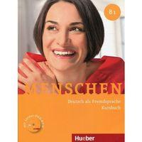 Menchen B1 Podręcznik + DVD-ROM, oprawa miękka