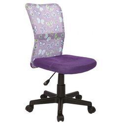 Fotel młodzieżowy Tobin - fioletowy, V-CH-DINGO-FOT-FIOLETOWY