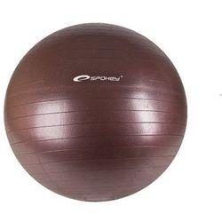 Spokey, Fitball II, piłka gimnastyczna, 75 cm, czerwona