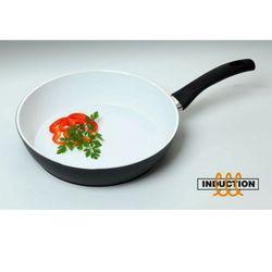 Ballarini - rivarolo głęboka patelnia ceramiczna, indukcyjna średnica: 28 cm