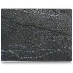 Zeller Deska do krojenia anthracite slate, 40x30 cm,
