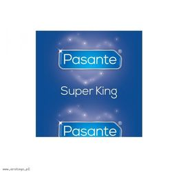 Pasante super king size 1 sztuka wyprodukowany przez Pasante (uk)