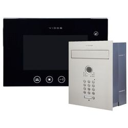 Skrzynka na listy wideodomofon Vidos S561D-SKP M670BS2