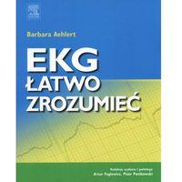 EKG łatwo zrozumieć, Barbara Aehlert