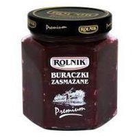 Rolnik Buraczki zasmażane premium 540 g  (5900919018569)