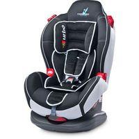 Fotelik samochodowy CARETERO Sport Turbo czarny + DARMOWY TRANSPORT! (5902021520893)