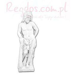 Figura betonowa mężcyzna z maczugą