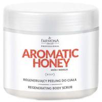 Farmona  aromatic honey regenerujący peeling do ciała