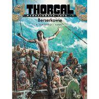 Thorgal Młodzieńcze Lata Tom 4 Berserkowie (2016)