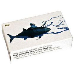 Portugalski stek z tuńczyka w oliwie BIO 125g Maria Organic (przetwór rybny)