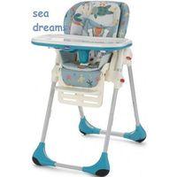 Chicco  polly 2w1 krzesłko sea dream niebieskie żółw wysyłka 24h
