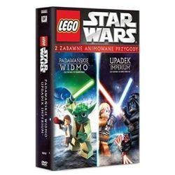 LEGO Star Wars - Zestaw 2 Filmów (DVD) - David Scott, Guy Vasilovich (5903570152917)