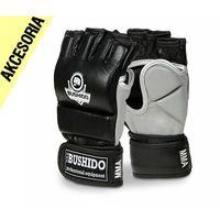 Skórzane rękawice treningowe do MMA, Krav Magi - M Bushido Kelton AKCESORIA