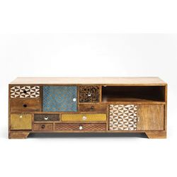 Kare design :: szafka rtv soleil 9 szuflad, 3 drzwi